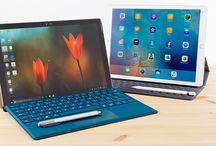 À la une, Surface, Apple, iPad Pro, Marché, Microsoft, Surface Pro 4, Tablette, ventes