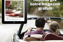 Application Mobile / Destination Luxe sur iTunes pour Ipad et iphone.