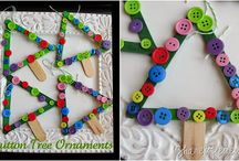 Christmas crafts for young children