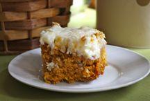 Pumpkin Delights Recipe Series