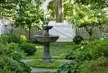 Walkaways garden