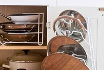 Getting Organized-Kitchen / by Jaime Cope