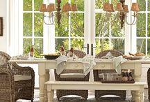 dining rooms / by Emmeline Mirasol