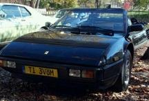 My Former Cars- C. Ellis