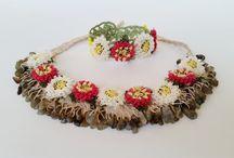 Crochet Oya and Lace by Hisliden