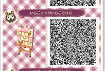 ACNL Paths 'n Patterns