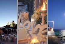 Pure White Wedding / Pure White Wedding Decoration by #artindustrygr