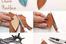 LEATHER MAKING IDEAS