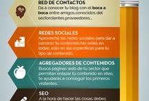 Marketing / Recopilación de información útil para Marketing y Marca Personal