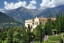 Italienisches / Orte, Landschaften, Menschen, Essen, Trinken, Hotels, Berge, Rezepte