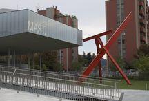 David Lynch in Bologna / Mostra fotografica ad opera di David Lynch esposta a Bologna a settembre 2014