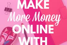 "Make-Money-Online-Fast / Here are steps on ""how to make money online"" by blogging, freelancing, social media marketing, paid survey, paid games, contest, advertising! Work at home jobs available."