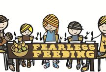 Fearless Feeding / fearless feeding, responsive feeding, authoritative feeding style, positive feeding practices, rewarding, catering, pressure to eat, restrictive feeding, negative feeding practices