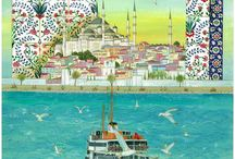 Miniature  art ( turkish art)