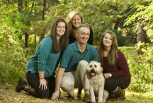 Family Portraits / Did you know you can have your family photographed at no additional charge during your senior portrait session with Steadman Photography?