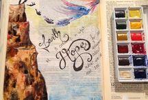 Bible Journaling - Hebrews