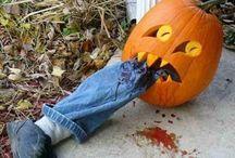 halloween tekvice