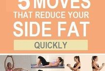 Exer to remove side fats