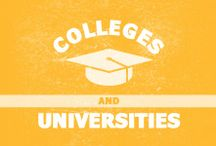Colleges and Universities / Resources for colleges and university admissions for international students.
