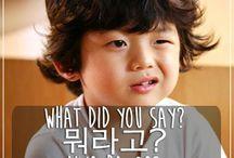 ••Spell Korean !!