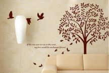 Tree Wall Decals Ideas / Tree wall decals