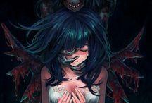 horror drawning ☆