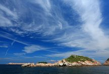 Hiking Routes on Outlying Islands 離島行山路線 / Hiking Routes on Outlying Islands, Hong Kong