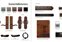 Decorative Hardware / by Carriage House Door Company
