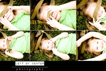 Children by Left of Center Photography / Children's portraits shot by me! :)