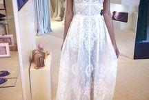 vestidos en encaje