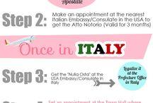 Get Married in Italy / by Cindy Salgado Wedding Design & Events