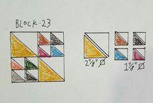 Quilts by Cheri Scrapbasket Sampler