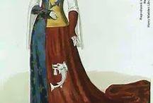 Médiéval XIVème siècle