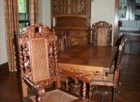 Franse styl meubels
