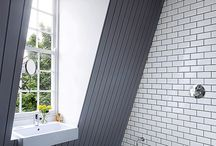 wet rooms and bathrooms / by Natalie Baker