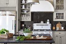 Keittiöideat ja rustica
