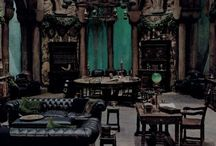 gothic living / by Michelle Larson