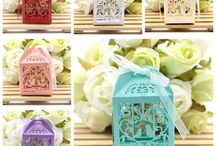 Wedding - Gift Boxes