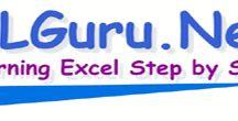 XLGuru.Net : Learn Excel Step by Step