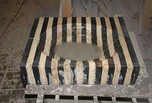 Столешницы / #Столещница #НатуральныйКамень #ТЭХ #Раковина  Столешница из натурального камня - это отличное решение для интерьера и экстерьера. Столешница из натурального камня отличается не только красотой фактуры, но и натуральной твердой структурой  http://mircamnya.ru/portfolio/646/filter/interior_elements-is-8e4e6b3695f01dab464160a75c0463da/apply/