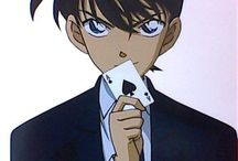 Shinichi kudo of conan