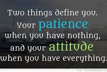 attitude Life Coach Elena Alevizopoulou/Έλενα Αλεβιζοπούλου / Attitude is what determines our lives....  It is not what happens to us but HOW we react to it!!!...