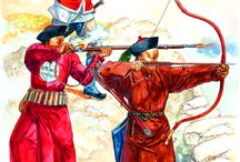 Chinese medieval army