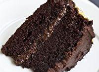 Yummy  chocolate  cake recipes