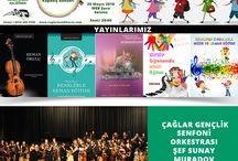 Çağlar Müzik Kursu / Müzik Okulu
