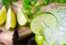 From Garden to Party Time- Drinks
