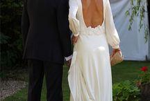 mariage / wedding / des idées pour la mariée et sa petite demoiselle d'honneur