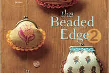 Beaded Veils (& edges) / Veils embellished with beaded edging: examples from medieval artwork & how-to instruction.