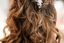 Hairstyles / Hairstyles for your wedding day.
