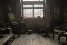 studio/ atelier